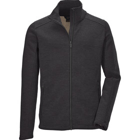 G.I.G.A. DX by killtec GW 25 Knitted Fleece Jacket Men anthracite